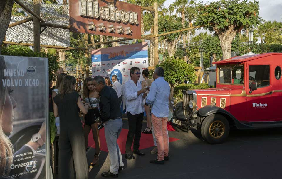II Mahou Golf Sunset Party by Volvo