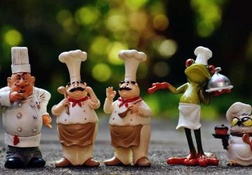 Cocinillas, foodies, chefs y cocineros…