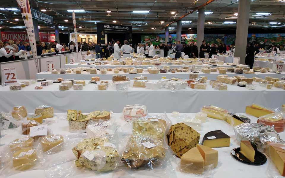 Canarias obtiene 38 medallas en el World Cheese Awards 2018